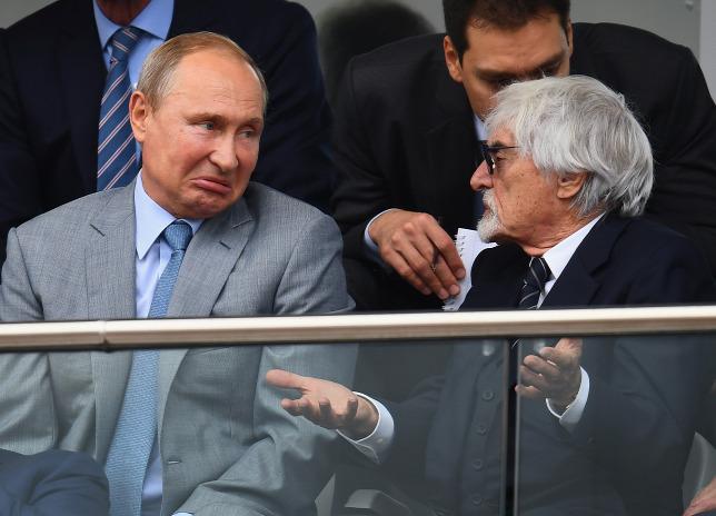 Putyin és az óriási férfi nemi szerv esete