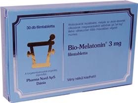 melatonin és merevedés
