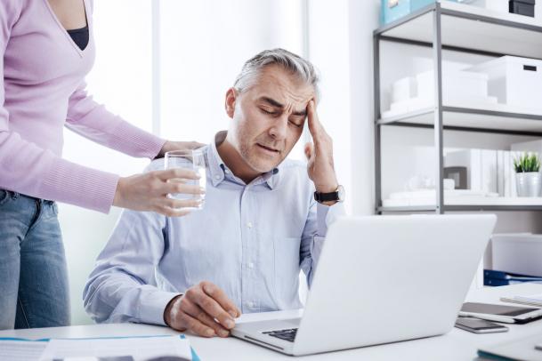 a fejfájás az erekció során