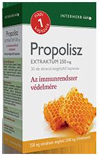 propolisz és hatása az erekcióra)