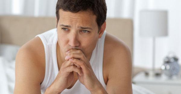 erekció utáni fájdalom a perineumban)
