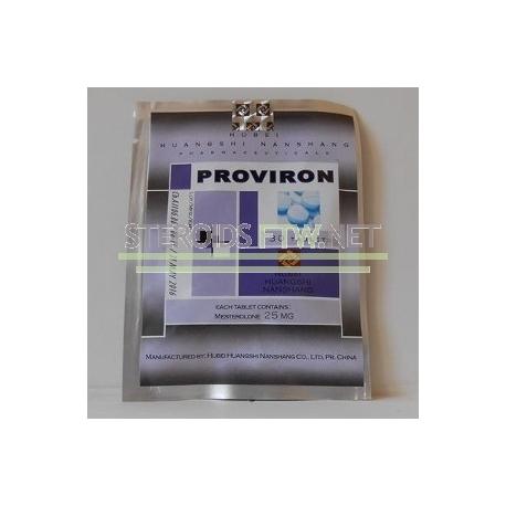 Proviron   Testépítek