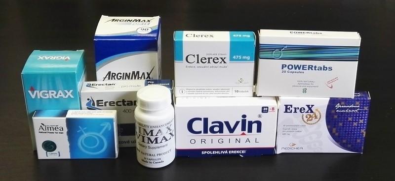 gyógyszerek használata erekcióhoz