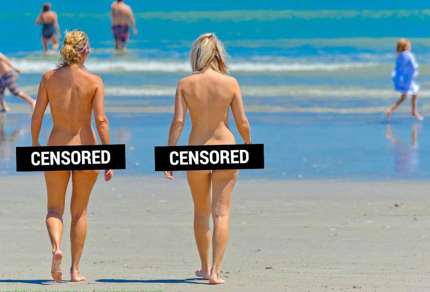 fotó a nudisták erekciójáról)