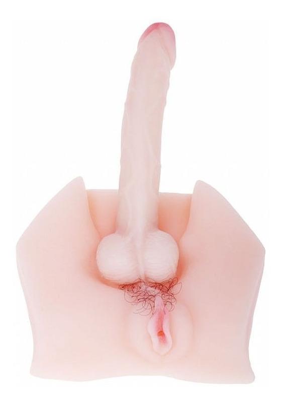 hermafrodita pénisz