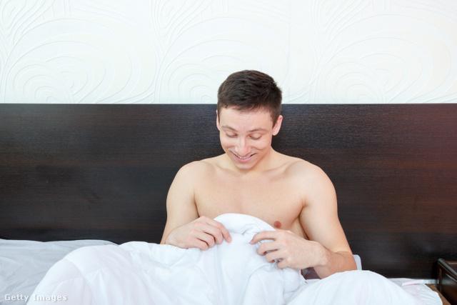 a férfiak fiziológiája és a reggeli erekció)
