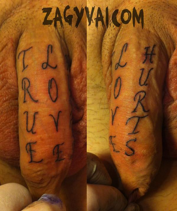 pénisz tetoválás)