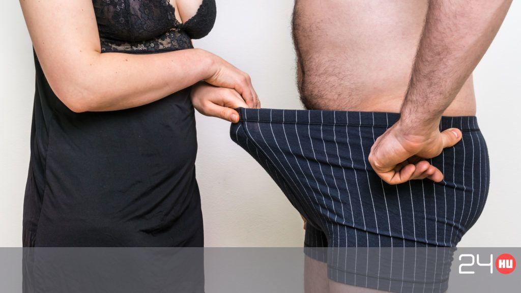 Svájci felmérés: Ilyen és így néz ki a tökéletes pénisz! +18 - Ripost