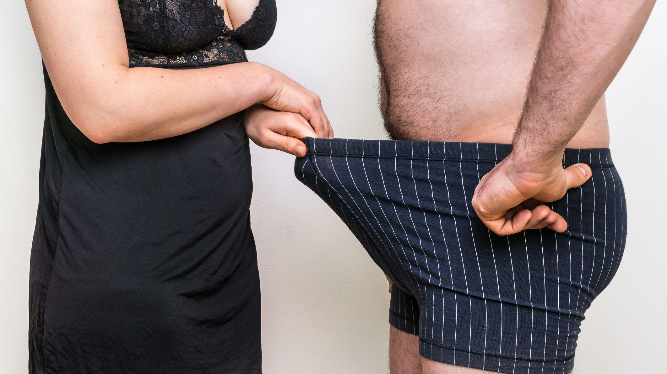 férfi pénisz nő