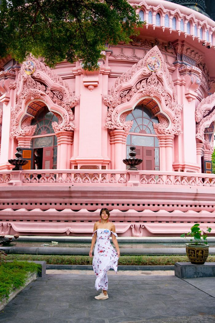Thaiföld, Bangkok templomai