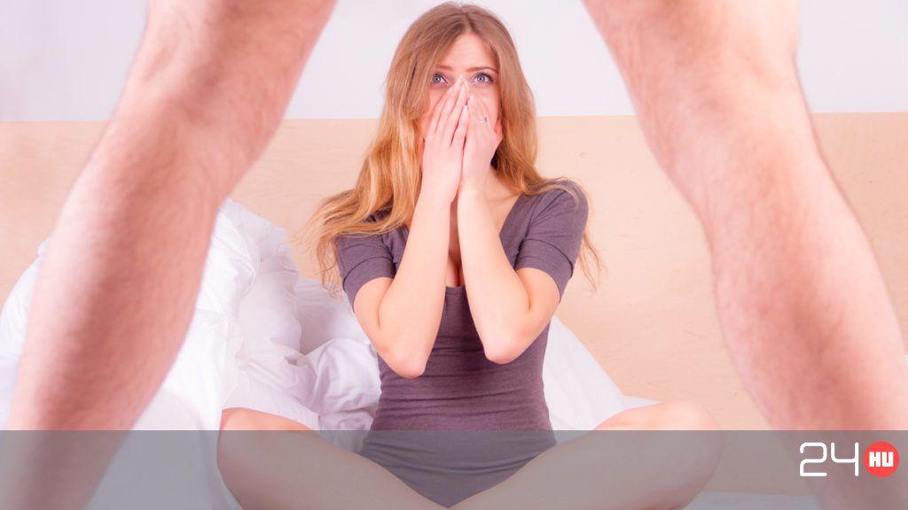 mi lehet, ha a pénisz lehűlt