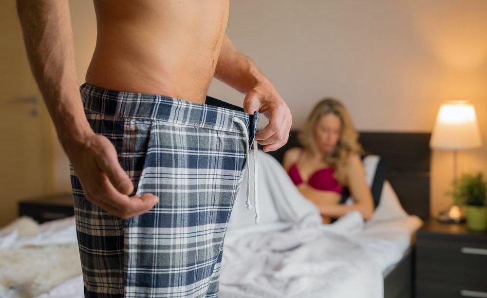 hogyan lehet rontani az erekciót)