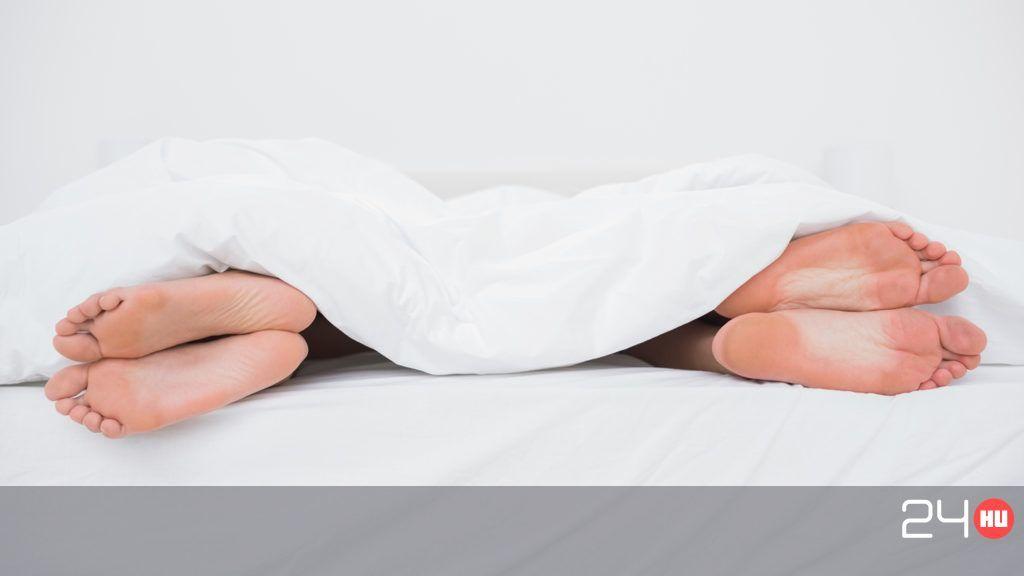 Az éjszakai felriadás a stressz jele is lehet