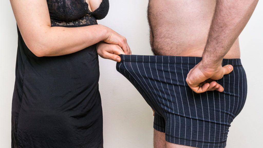 férfi pénisz egy erekció során késés a péniszen
