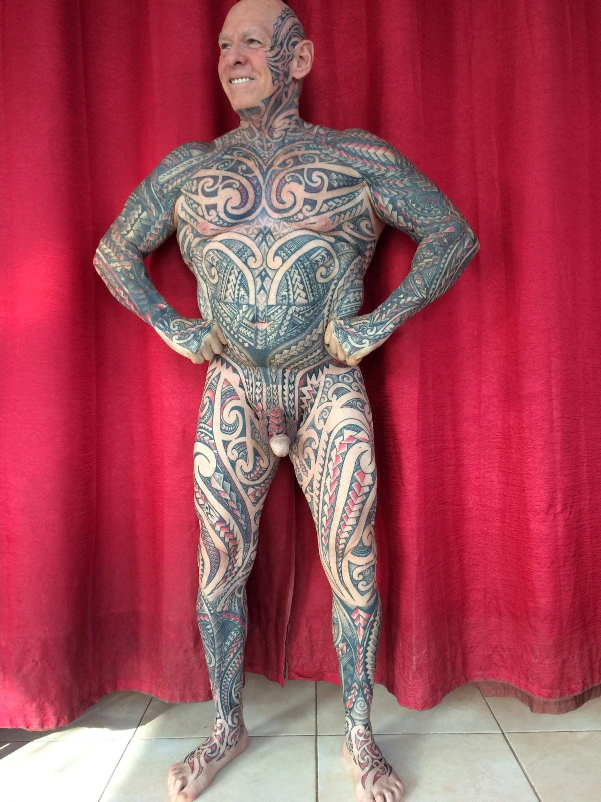 pénisz tetoválás
